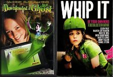 I DOWNLOADED A GHOST & WHIP IT-2 ELLEN PAGE Family movies-Ghost and Roller Derby