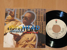 "7"" SHINEHEAD - JAMAICAN IN NEW YORK (RADIOMIX WITHOUT RAP / ALBUM VERSION)  MINT"
