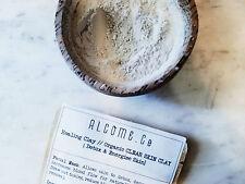 Green Clay Healing Aztec Face MASK / Australian Bentonite Clay Powder FOOD GRADE