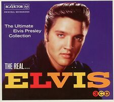 Elvis Presley REAL Best Of Ultimate Collection 90 ORIGINAL RECORDINGS New 3 CD