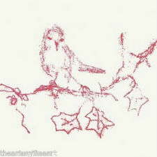 TRACEY EMIN 'Robin Sez', 2002 Christmas Card & Envelope TATE Museum **NEW**