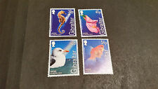 GIBRALTAR 2001 SG 968-971 EUROPA,WATER AND NATURE. MNH