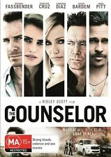 The Counselor (DVD, 2014) Region 4