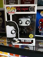 Funko Pop The Crow Glow In The Dark Rare Movies 133
