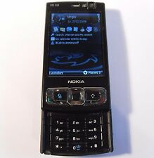 Nokia N95 8GB Black (Unlocked) Smartphone Mobile