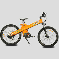 1000w Electric Bicycle Step-Through Moped Sport Mountain eBike 48v13ah+28mph+LCD