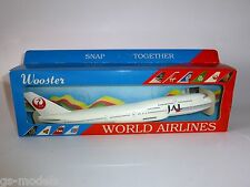 Boeing 747-400 JAL Japan Airlines 1990's Wooster Model Scale 1:250 W190 g