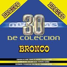 NEW - 30 De Coleccion by Bronco