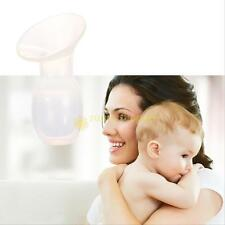 Squeezing  Pumping Silicone Suction Nipple  Breast Pump Tractors Breastfeeding