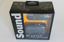 Creative Labs Sound Blaster Wireless Audio Transmitter and Receiver Bundle