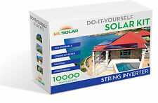 10Kw Complete Solar Kit 260W Panels Solar SMA SB Inverter Rail-Less Racking