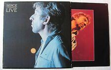 SERGE GAINSBOURG (2LP 33T) LIVE  CASINO DE PARIS 1985