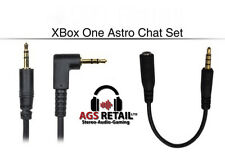 XBOX ONE ® ASTRO chat adaptateur – intercom set-cable-plaqué or