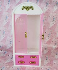 Furniture European Style Fashion Wardrobe Outfit for Barbie doll