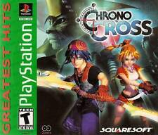 Chrono Cross - PS1 PS2  Playstation Game