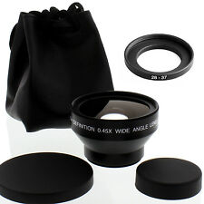 Albinar HD 28mm Wide Angle Lens with Macro for Nikon COOLPIX 995 990 4500 camera
