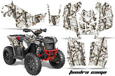 Polaris Scrambler 850/1000 AMR Racing Graphic Kit Sticker ATV Decals TUNDRA CAMO