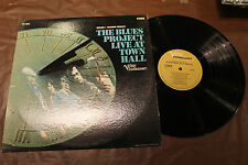 The Blues Project Live at Town Hall Verve Stereo Records LP EX