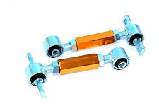 96-00 Honda Civic EK EM 2/3/4 Door +/- Rear Adjustable Camber Kit Bar Gold