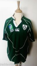 Ireland (2007 Rugby World Cup) Official CNZ Rugby Union Jersey (Adult Medium)