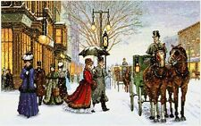 Alan Maley's Gracious Era - Dimensions Gold Collection Cross Stitch Kit New