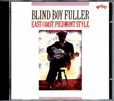 BLIND BOY FULLER east coast piedmont style CD Roots n'Blues series 35/39 rec OOP