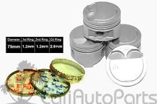 92-98 TOYOTA TERCEL PASEO 1.5L 5EFE DOHC 16V ENGINE NPR PISTON SET & RINGS KIT