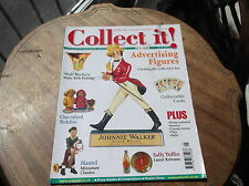 COLLECTABLE MAGAZINE COLLECT IT MAY 2001 #47 WALL POCKETS BUTTONS HANTEL TILES