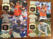 2013 Topps Update and Highlights Series Chasing History Insert Set 50 Cards