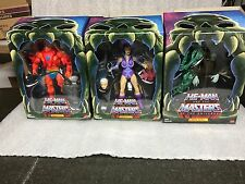 EVIL LYN BEASTMAN EVIL SEED Club Grayskull lot He-man Masters of the Universe