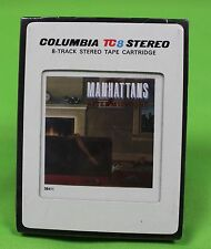 Manhattans After Midnight New NOS Sealed Vintage 8 Track Stereo Tape Cartridge