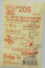 Kadee HO Scale Coupler Height Gauge NEW 205 1Pk