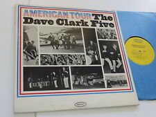 THE DAVE CLARK FIVE  American Tour US EPIC LN 24117 Mono Vinyl:mint(-) /Cover:ex