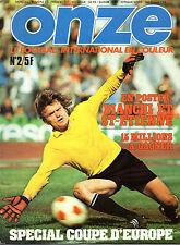 ONZE année 1976 un magazine à choisir parmi le lot
