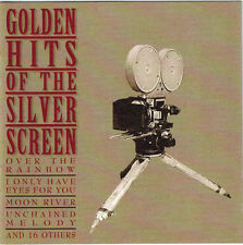 GOLDEN HITS OF THE SILVER SCREEN - V/A (CD 1996)