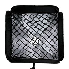 "Softbox + Honeycomb Grid For SpeedLight Flash Speedlite Soft box 60x60cm 24""x24"""