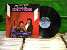 Brenda Reid & The New Exciters ‎– Reaching For The Best ' 12'' MINT