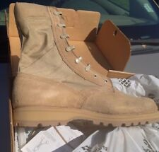 NEW   ALTAMA US Military Desert Tan Hot Weather  Size 13XW   13 Extra Wide