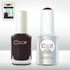 "Color Club Gel Duo Pack Gel + Nail Lacquer ""Killer Curves #806"""
