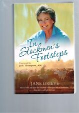 In Stockmens Footsteps: Girl from the Blacksoil Plains by Jane Grieve