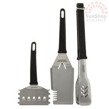 100% Genuine! WILTSHIRE Bar B Cook 'N' Clean Kit with Mate Tongs & Scraper!