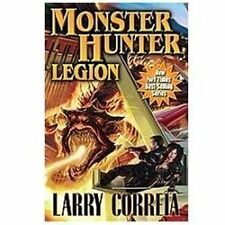 Monster Hunter Legion, Correia, Larry, Good Condition, Book