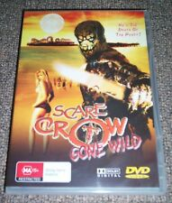 Scare Crow Gone Wild - Ken Shamrock - NEW SEALED - PAL