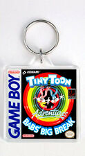 TINY TOON ADVENTURES NINTENDO GAME BOY KEYRING LLAVERO