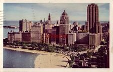 DRAKE HOTEL CHICAGO, IL  on Lake Michigan in the Heart of the Gold Coast 1954