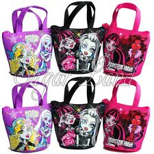 12 PCS Monster High Candy Bags Mini Coin Purses Party Favors Fillers Birthday