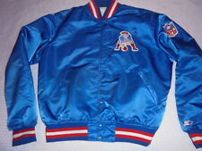 Vintage New England Patriots football Jacket Satin Starter Large More Stuff