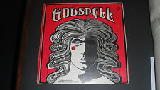 GODSPELL LP RETRO MUSICAL DAVID BYRD ARTWORK 1971 DAVID ESSEX JEREMY IRONS