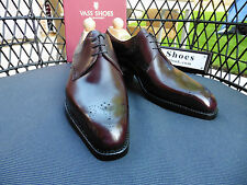 VT404 - Vass WEST - EU41 UK7 US8 - Bordeaux Calf - K Last