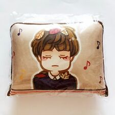 [NEW] Super Junior Kyuhyun Mom House DEETE Cafe Official Blanket  with Pouch
